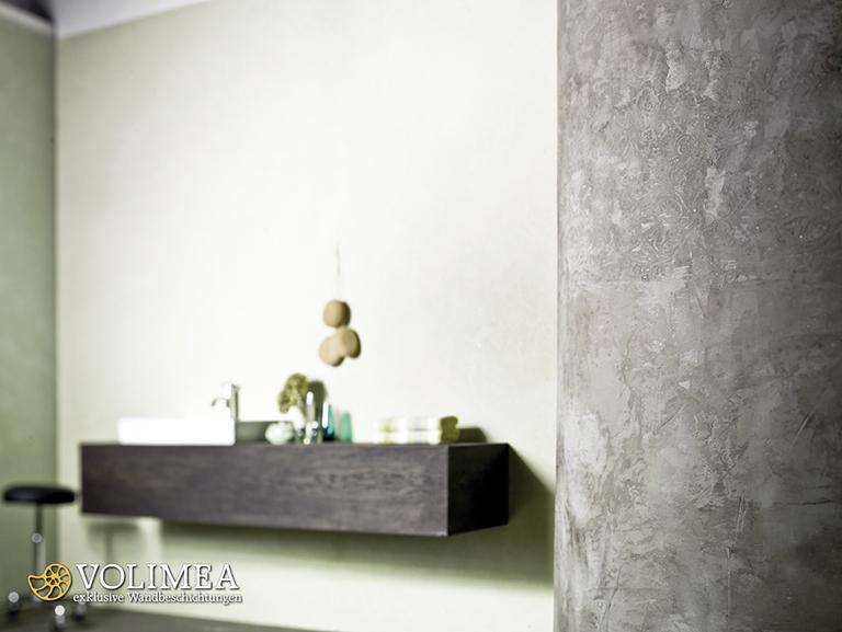 Exklusive Wandgestaltung mit VOLIMEA